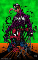 WE Would Like to Play (Spider-Man/Venom colours) by Little--Broling