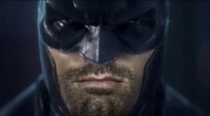 Ben Affleck as Batman by Little--Broling