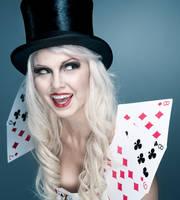 Poker Face by Karl-Filip