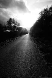 Endless road , perfect .. by HeartBeaat