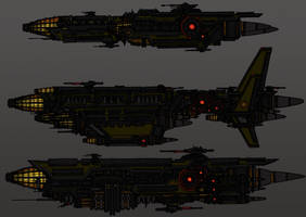 Tenebrean System Escorts by Athalai-Haust