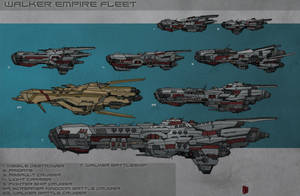 Request: Skinwalker Fleet by Athalai-Haust