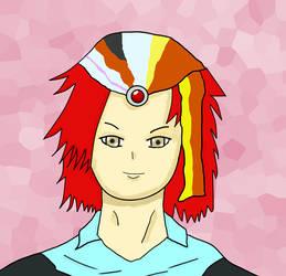 Red Hair Firion by Aka-Taa-Moi-Tok