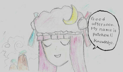 Greeting Patchouli by Aka-Taa-Moi-Tok
