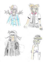 Touhou Kingdom Hearts Style by Aka-Taa-Moi-Tok