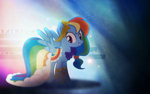 At the Gala | Rainbow Dash [Original] by Vexx3