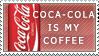 Coca-Cola is my Coffee by Nekayne