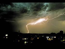 the lightning by aurelianno1990