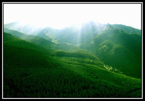 Heavenly Valley by Bokor