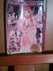 My Favorite Manga: Love Hina 13 by FlammingRockslide