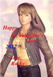 Happt V-Day From Rocky 2012 by FlammingRockslide