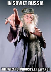 Dumbledore-in-soviet-russia-the-wizard-wand-meme by FlammingRockslide