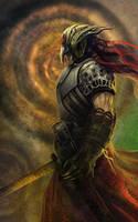 Warrior by venkatvasa