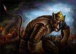 The new Mighty Hanuman_1 by venkatvasa