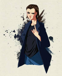Stranger Things - Eleven by DesignerRenan
