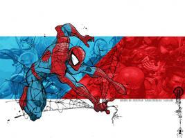 Spider-man finale by krissthebliss