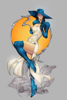 Madame Mirage by krissthebliss