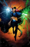 Doctor Strange by krissthebliss