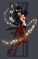 Zatanna Poster by krissthebliss