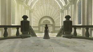 Temple of Time Entrance by devaintdoa