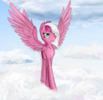 Feeling bravely in the sky (RQ) by Paticzaki