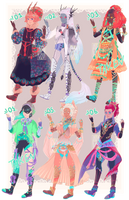 Last 2016 Adopt batch CLOSED by MMtheMayo