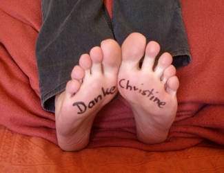 Danke Christine 2 by KarinaDreamer