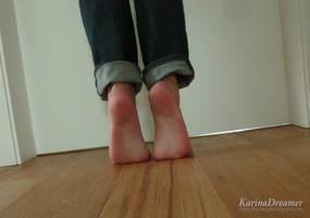 Dancing or Standing by KarinaDreamer