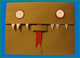 Monster wrapper by HanKai