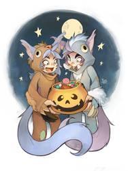 Halloween Babs by fusspot
