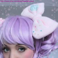 lilac and mint II by babytarragon