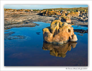 Rock Reflection by substar