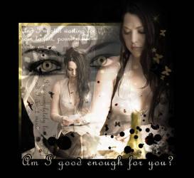 Good Enough :: by talk2hand