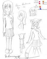 Karen Reference Chart by Kitsune-Fox17