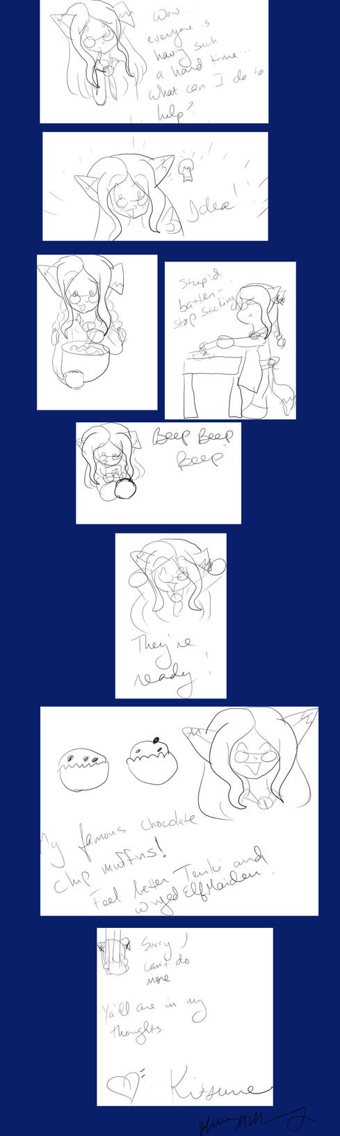For My Friends by Kitsune-Fox17