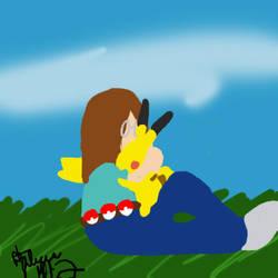 My First Pokemon by Kitsune-Fox17