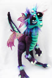 Liseberry Dragon by Tanglewood-Thicket