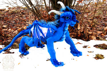 Galidor Dragon by Tanglewood-Thicket