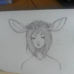 Deer you. by Space-Miilk