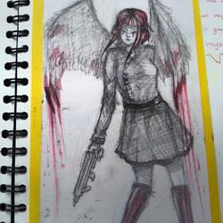 Dark Angel by Space-Miilk