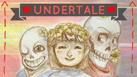 ~ Undertale ~ by Space-Miilk