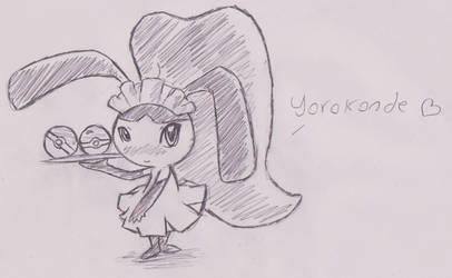 +Pokemon+ Yorokonde by MikelBakaBaka