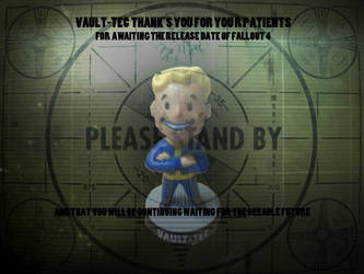VAULT-TEC THANK'S YOU by PIDKID