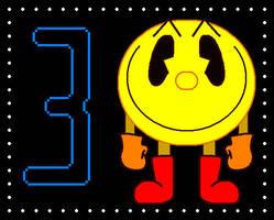 PacMan 3O by TaRtOoN-Man94