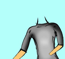 Body shading by DarthRevanSWTOR