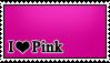 Stamp: Pink by RebelMyth