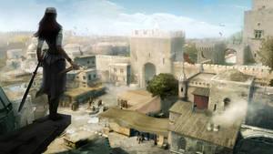 Assassin's Creed Revelations by DavidAlvarezArt