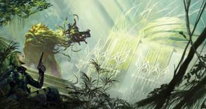 Dead Suns - Adventure path - Starfinder by DavidAlvarezArt