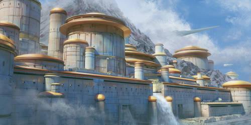 Imperial City by DavidAlvarezArt