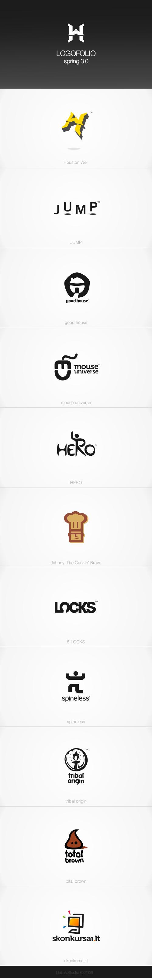 Logofolio Spring 3.0 by kntz